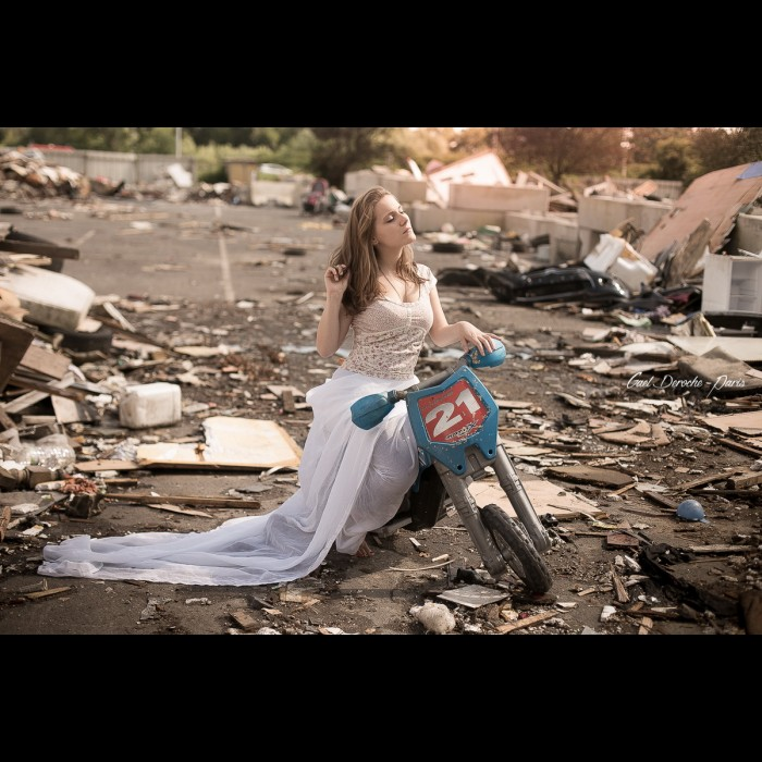 Photo de Mariage Fun -   Photographe Trash the dress Paris