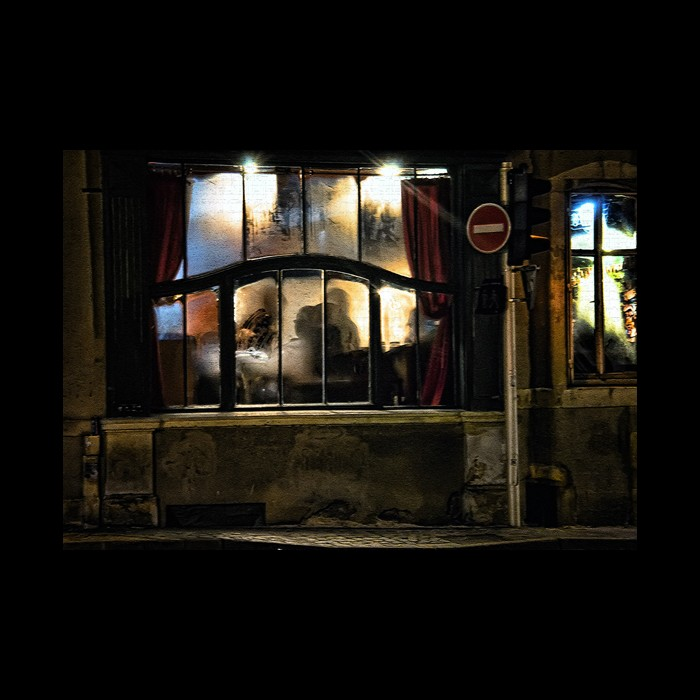photos de nuit  -   Café by Night