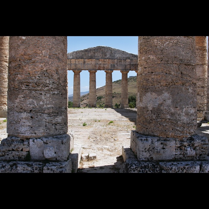 Photos d' Italie -   segesta